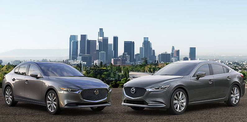 Mazda 3 Vs 6 >> What S The Difference Between The Mazda3 And Mazda6