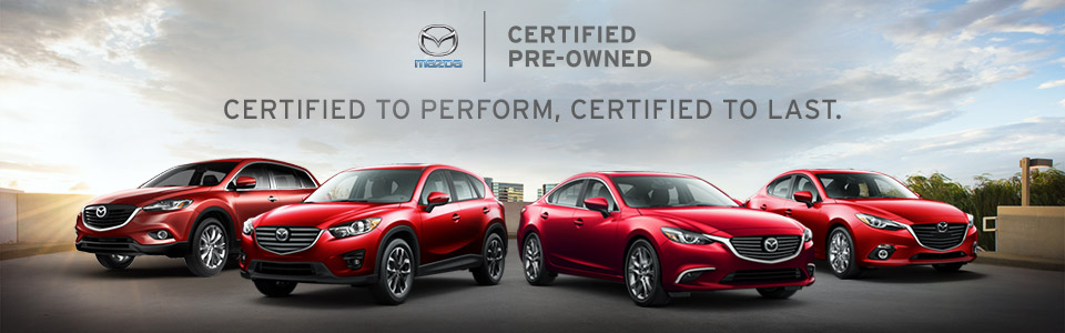 mazda 39 s certified pre owned program what you should know. Black Bedroom Furniture Sets. Home Design Ideas