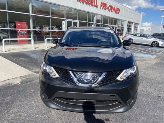2018 Nissan Rogue Sport Sv Mazda Of South Charlotte